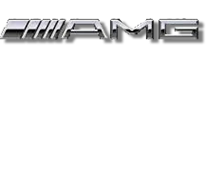 le logo AMG actuel / the current AMG logo