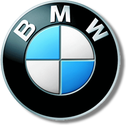 le logo BMW actuel / the current BMW logo